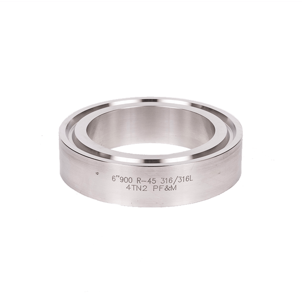 Bleed Ring RTJ Female Stainless 01