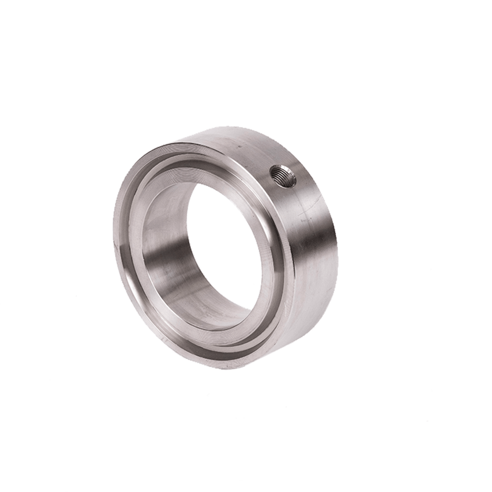 Bleed Ring RTJ Threaded Stainless 01