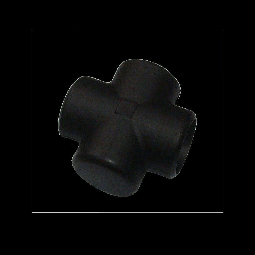 Cushion Cross Carbon 01