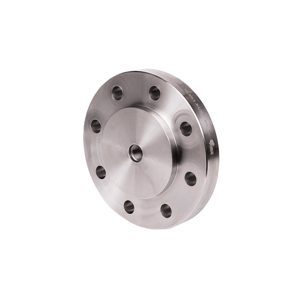 Reducing Flange Threaded Stainless 01