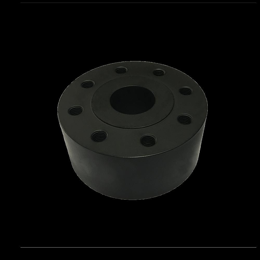 Studding Outlet Flat Bottom Carbon 01